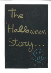 """WINNER - """"The Halloween Story"""" by Victoria"""